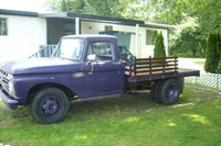 1966 Ford F-350 Overview