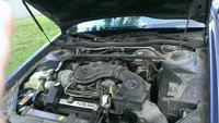 Picture of 1995 Cadillac DeVille Base Sedan, engine