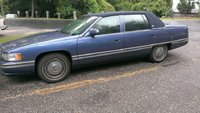 Picture of 1995 Cadillac DeVille Base Sedan, exterior