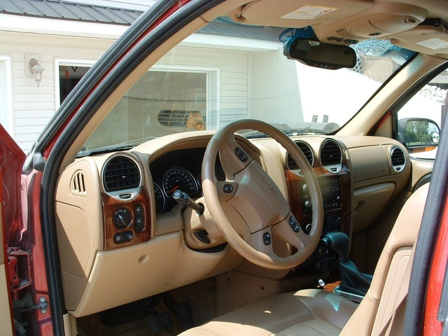 2002 gmc envoy pictures cargurus. Black Bedroom Furniture Sets. Home Design Ideas
