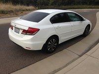 2013 Honda Civic EX picture, exterior