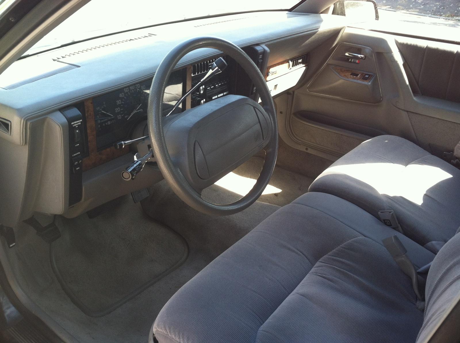 1995 Buick Century - Interior Pictures