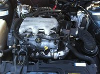 Picture of 1995 Buick Century Special Wagon, engine