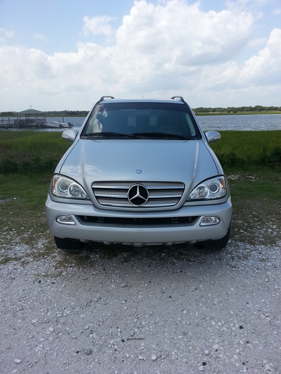 picture of 2004 mercedes benz m class ml350 exterior. Black Bedroom Furniture Sets. Home Design Ideas