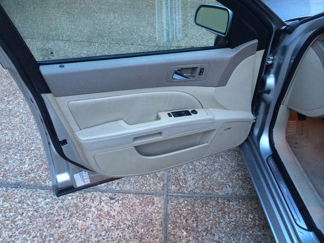 Picture of 2006 Cadillac STS V8 RWD, interior, gallery_worthy