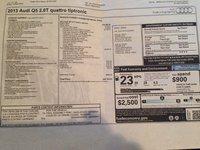 Picture of 2013 Audi Q5 2.0T Quattro Premium Plus