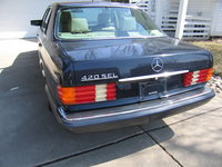 1990 Mercedes-Benz 420-Class Overview