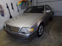 Picture of 1995 Mercedes-Benz SL-Class 2 Dr SL320 Convertible, exterior