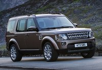 2015 Land Rover LR4 Overview