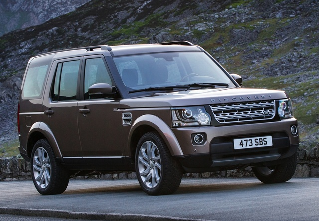 New Land Rover Freelander >> 2015 Land Rover LR4 - Pictures - CarGurus
