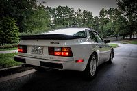 Picture of 1984 Porsche 944 STD Hatchback, exterior, gallery_worthy