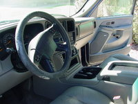 Picture of 2003 GMC Sierra 1500 SLT Extended Cab SB, interior