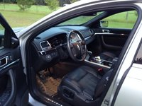 Picture of 2011 Lincoln MKS 3.5L AWD, interior