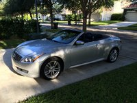 Picture of 2009 INFINITI G37 Base Convertible, exterior, gallery_worthy