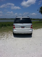 Picture of 2004 Mercedes-Benz M-Class ML350