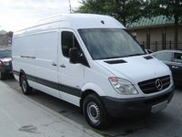 2012 Mercedes-Benz Sprinter Cargo Overview