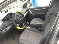 2011 Chevrolet Aveo LT, front interior, interior