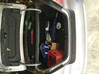 2011 Chevrolet Aveo LT, trunk