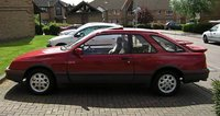 1984 Ford Sierra Overview