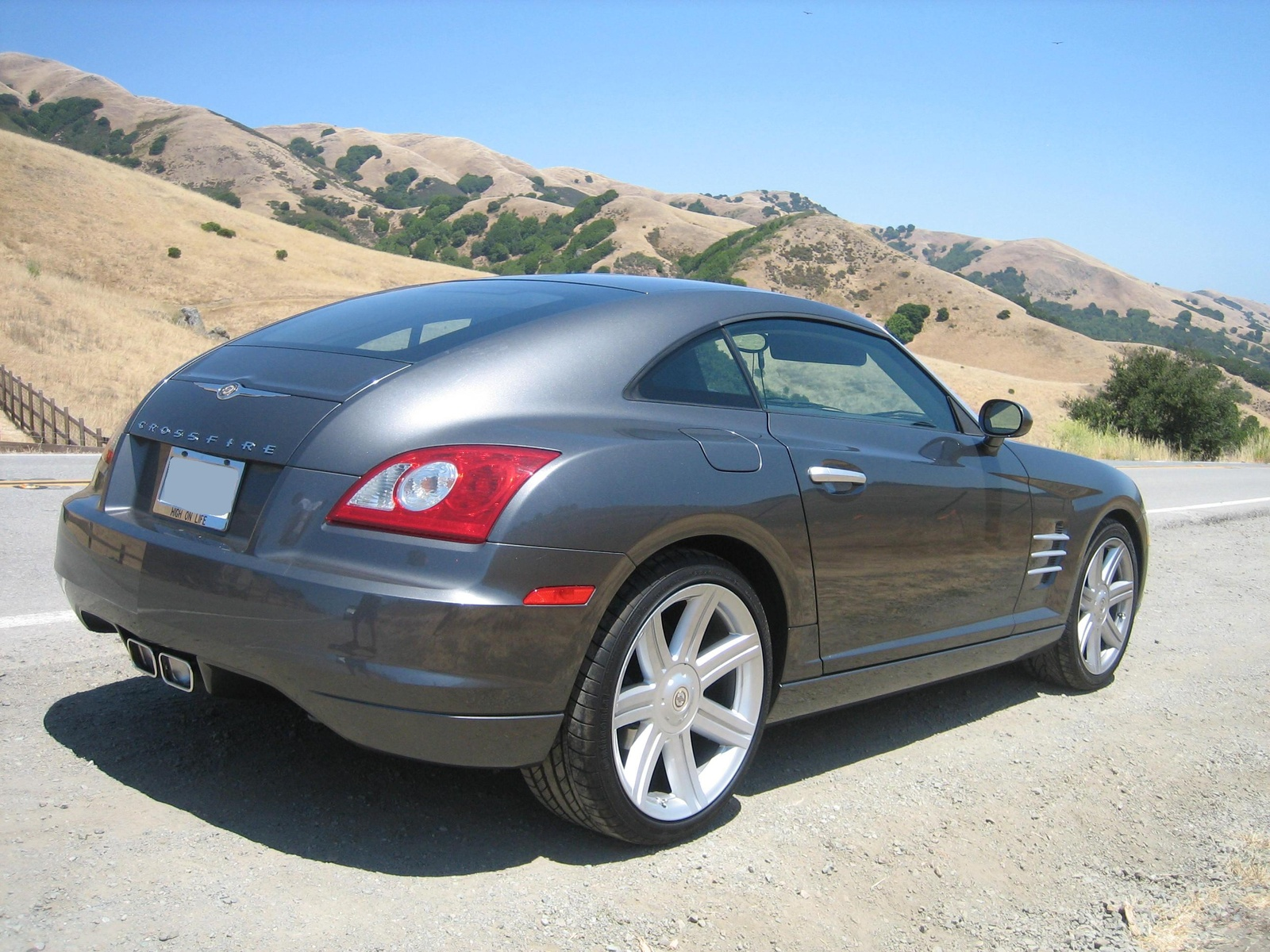 2004 chrysler crossfire pictures cargurus. Black Bedroom Furniture Sets. Home Design Ideas