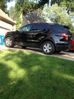 Picture of 2012 Ford Explorer Base, exterior