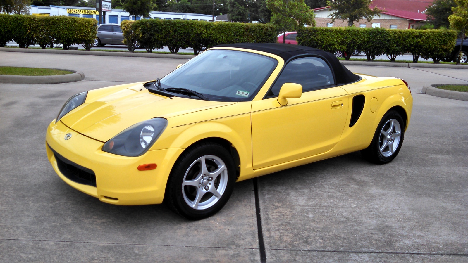 2000 Toyota Mr2 Spyder Overview Cargurus