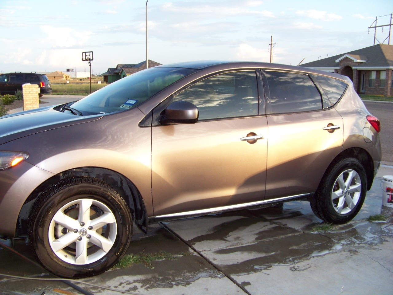 used nissan murano for sale lubbock tx cargurus. Black Bedroom Furniture Sets. Home Design Ideas