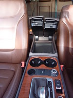 Picture of 2011 Volkswagen Touareg TDI Executive, interior