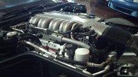Picture of 1995 Chevrolet Corvette ZR1, engine