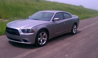 2011 Dodge Charger R/T Plus, When it was brand new before I tinted the windows, exterior