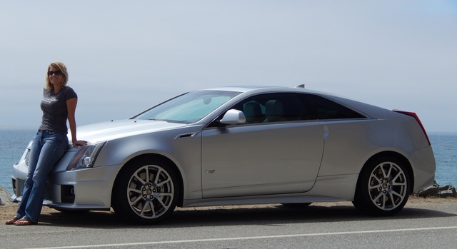 2012 Cadillac CTS-V Coupe RWD, Beauty x2, exterior, gallery_worthy