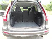 2011 Honda CR-V EX AWD picture, interior