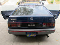 Picture of 1986 Honda Civic CRX Si Coupe