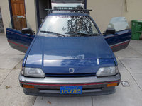 Picture of 1986 Honda Civic CRX Si, exterior, gallery_worthy