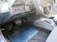 Picture of 1986 Honda Civic CRX Si, interior