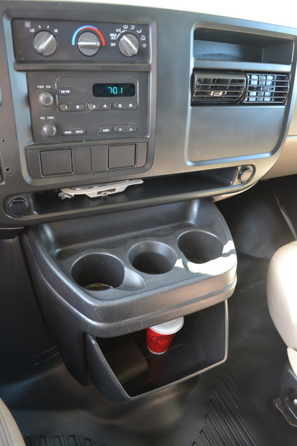 Picture of 2005 Chevrolet Express Cargo 3 Dr G1500 Cargo Van, interior