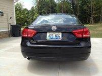 Picture of 2012 Volkswagen Passat S, exterior