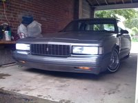 1986 Chevrolet Monte Carlo picture, exterior