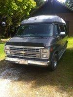 1989 Chevrolet Chevy Van Overview