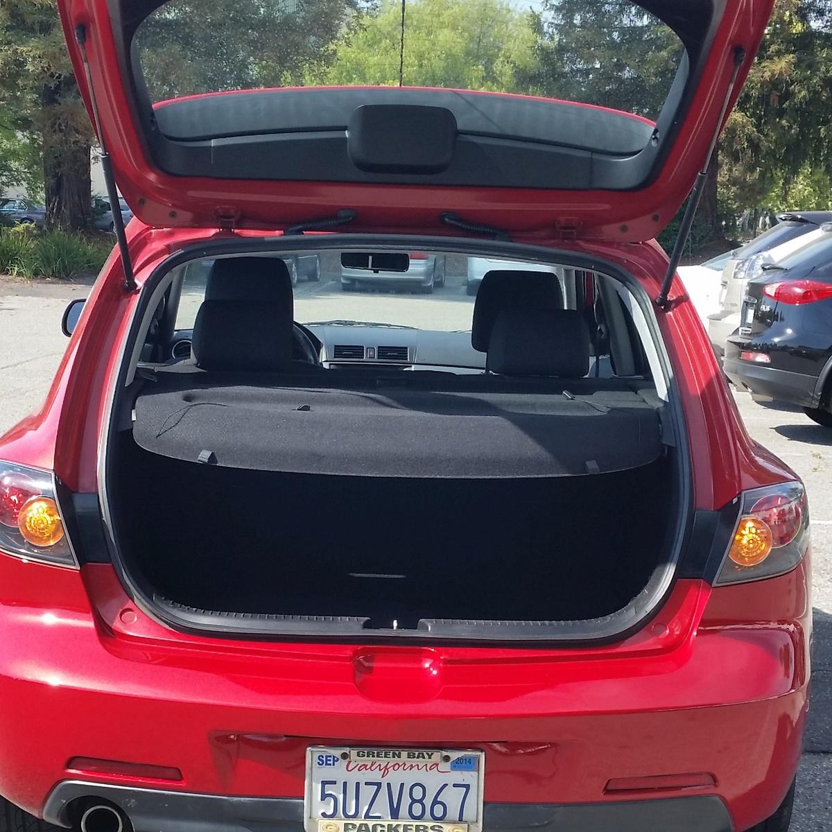 2009 Mazda Tribute Interior: Interior Pictures