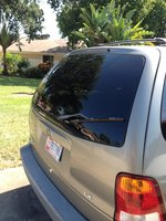 2000 Ford Windstar SE picture, exterior
