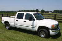 Picture of 2007 GMC Sierra 2500HD 4 Dr SLE2 Crew Cab 4WD, exterior, gallery_worthy