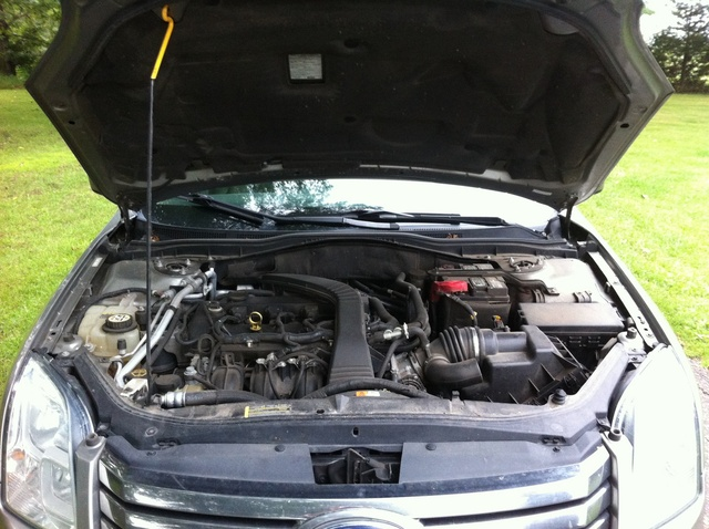 Picture of 2009 Ford Fusion SE, engine, gallery_worthy