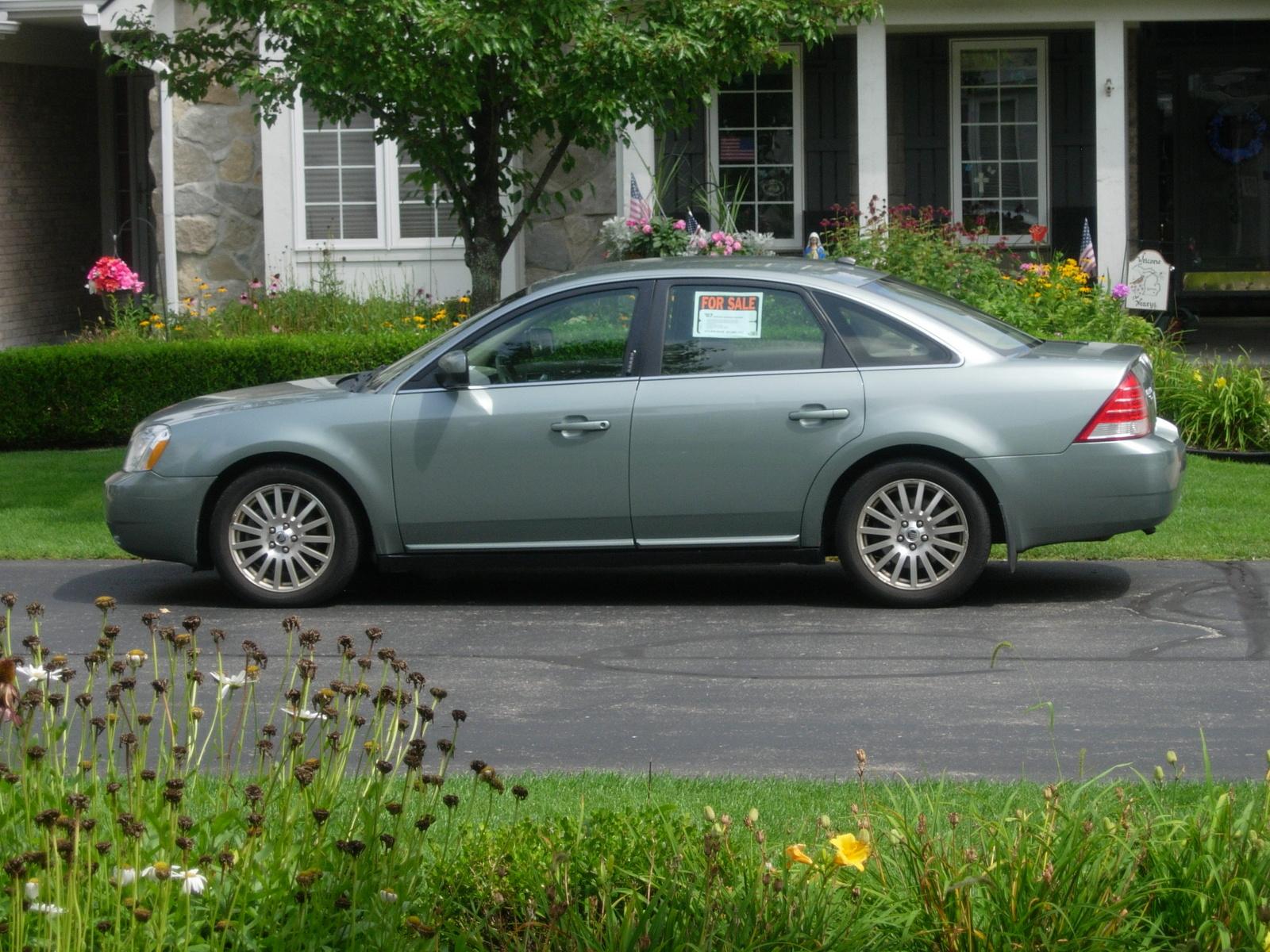 2007 Mercury Montego