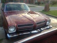1973 Pontiac Ventura Overview
