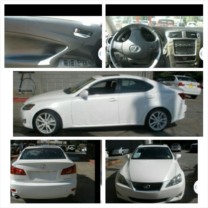 2006 Lexus Is 250 Awd For Sale: 2006 Lexus IS 250 For Sale