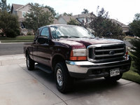 2000 Ford F-250 Super Duty Lariat 4WD Extended Cab SB picture, exterior