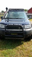 Picture of 2002 Land Rover Freelander 4 Dr HSE AWD SUV, exterior