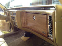 Picture of 1983 Cadillac Fleetwood, interior
