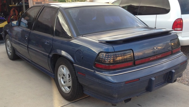 Picture of 1994 Pontiac Grand Prix 4 Dr SE Sedan